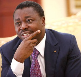 Faure Gnassingbé au sourire enjoliveur,fantasme des Togolaises