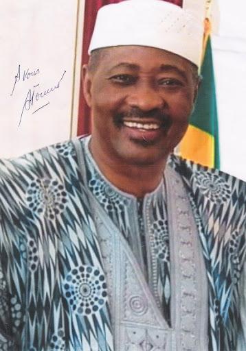 Amadou Toumani Touré (ATT)