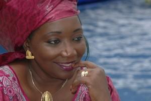 Aicha Koné (Crédit image: www.abidjan360.wordpress.com