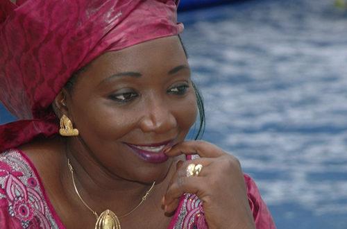 Article : Aicha Koné, le panafricanisme lui dit Merde
