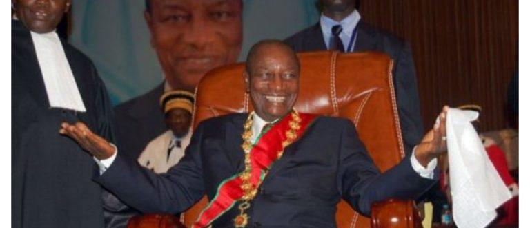 Article : Alpha Condé, Samuel Eto'o et Cie… au resto