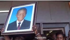 Anselme Sinandare, élève de 12 ans tué par les gendarmes togolais